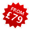 Price from GBP 79