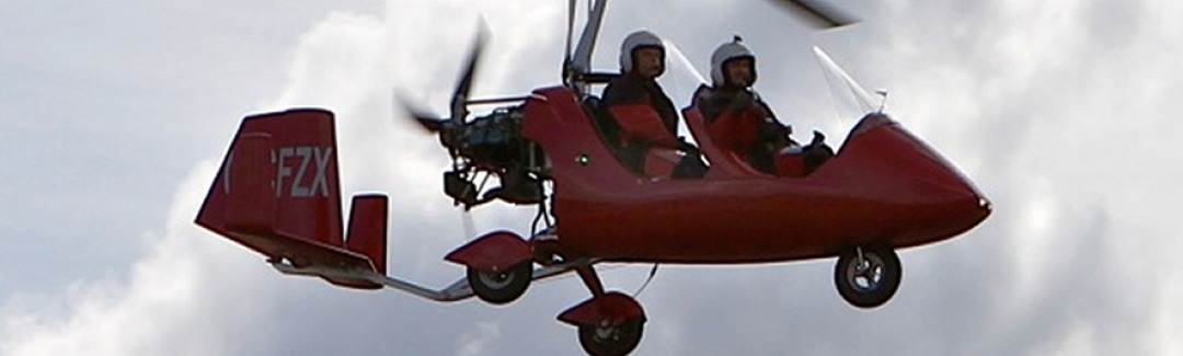 Taster Gyrocopter Experience Flight For One Perthshire