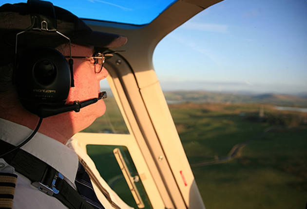Helicopter Scenic Tours Scotland | Experience Gift Scotland