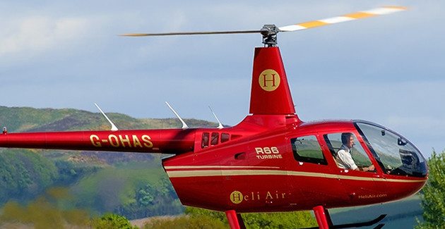 Ultimate Helicopter Flying Lesson, 1 hour Experience, Cumbernauld