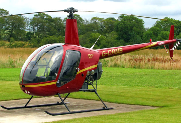 R22 Helicopter Flying Lesson and Simulator Tour, Cumbernauld